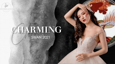 NEW IN: THE CHARMING SWAN 2020 - BE CHARMING WITH SWAN